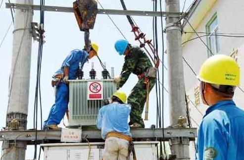 ybp箱式变压器安装公司_武汉电力工程公司_10kv送变电